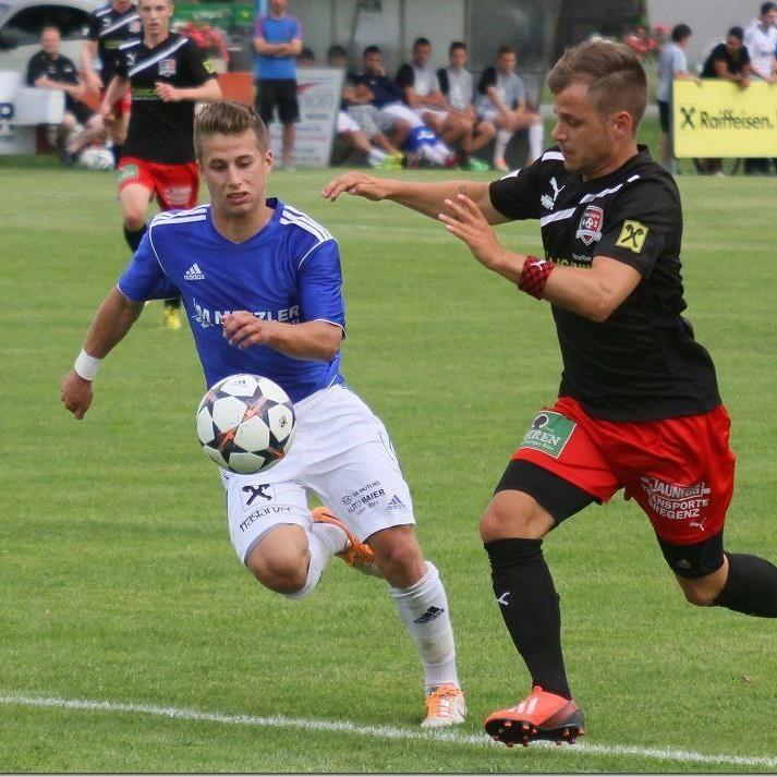 Julian Lipburger spielt wieder für Viktoria Bregenz, Hard hat die Leihgabe bestätigt.