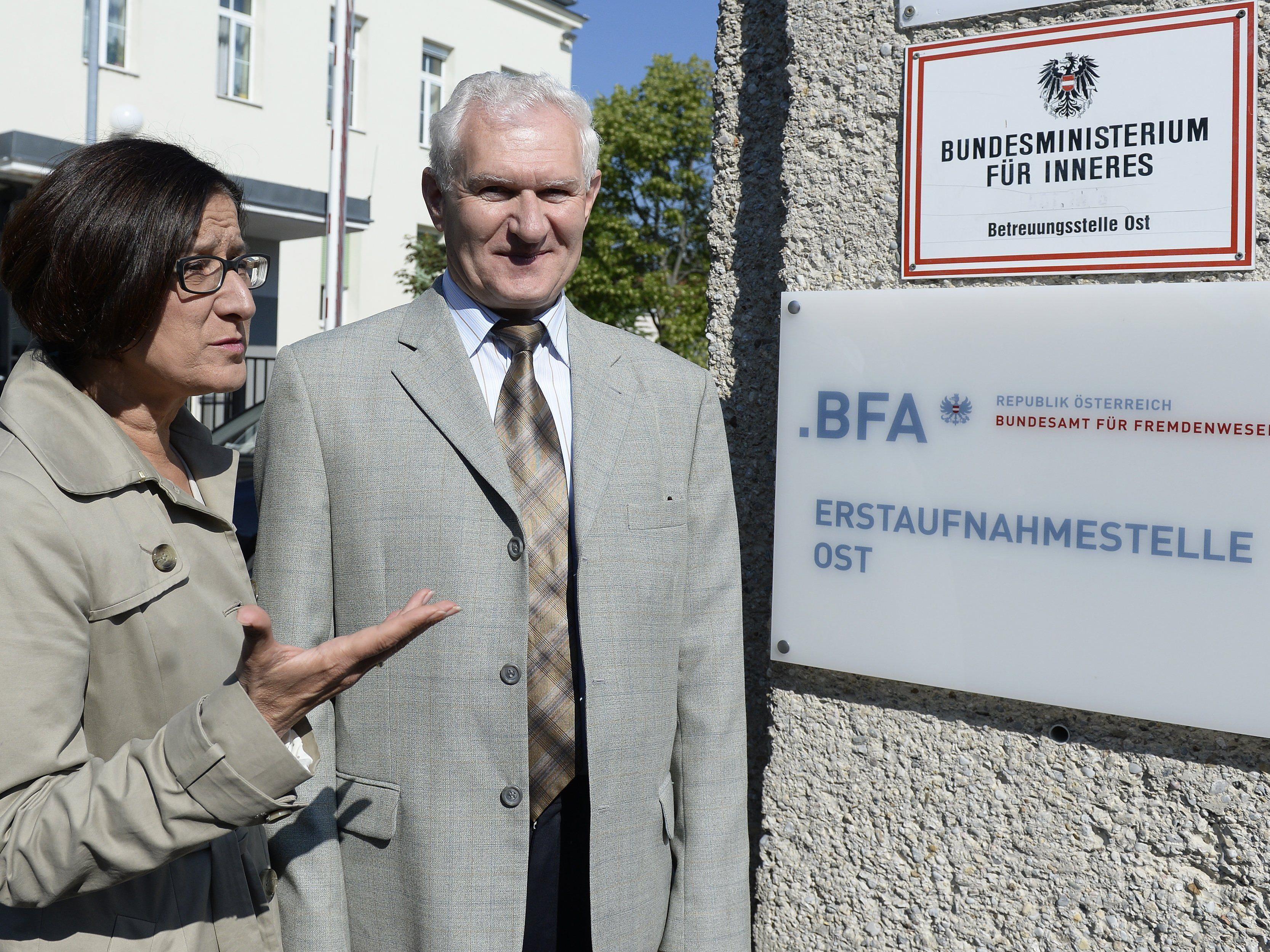 Innenministerin Mikl-Leitner will die Bundesländer beim Asylwesen mehr einbinden.