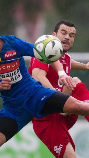 Dornbirn gewann gegen den Neuling Saalfelden mit 3:0 und steht nach fast vier Jahren wieder auf Platz eins.