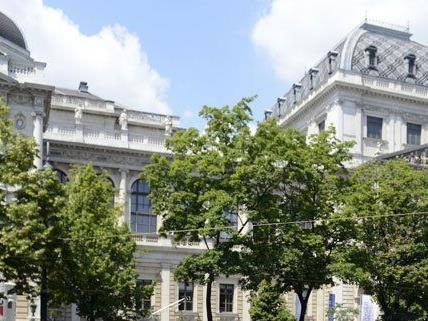 Auch die Uni Wien hat Gelder vom US-Verteidigungsministerium erhalten.