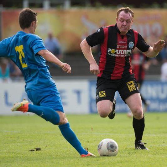 Hard verlor gegen Ritzing mit 1:2 knapp und schied aus dem ÖFB Cup aus.