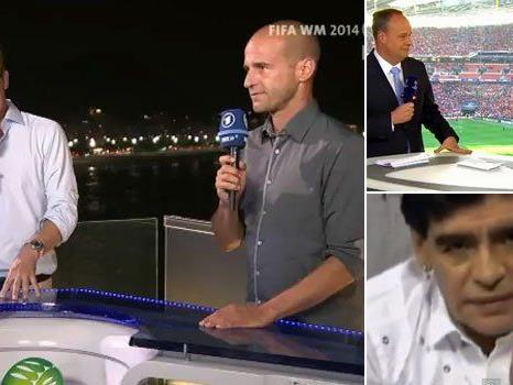 Kahn, Ballack, Maradona, Lineker, Scholl: Das Who is who des Fußballs kommentiert das Geschehen rund um die WM.