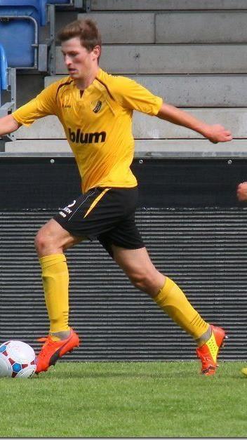 Niklas Schranz feierte nach mehr als einem Jahr verletzungsbedingter Pause sein Comeback.