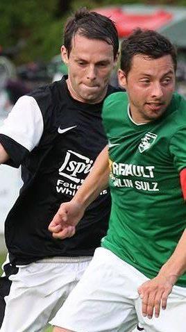 Sulz mit Patrick Egle gewann gegen Landesligaklub Schlins mit Jungehemann Mike Zech.