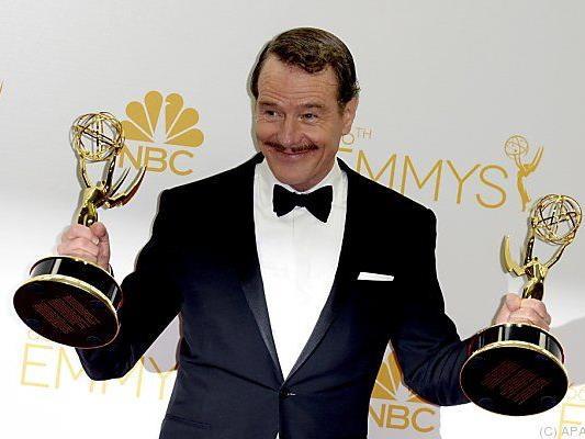 """Zwei Emmys für """"Walter White"""" und """"Breaking Bad"""""""