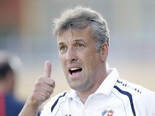 Trainer Gager hofft auf die Sensation