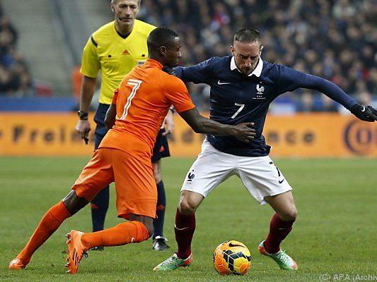 Ribery will Jüngeren den Vortritt lassen
