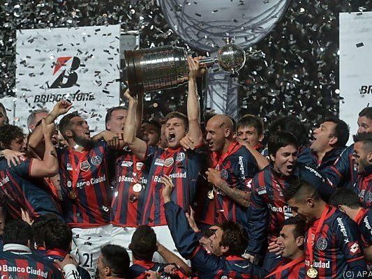 San Lorenzo feierte größten Cluberfolg