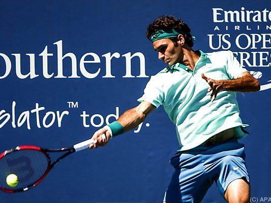 300. Sieg von Federer bei Masters-1000-Turnier