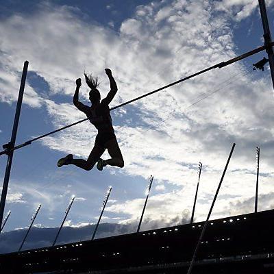 Stabhochsprung-Finale bei Leichtathletik-EM