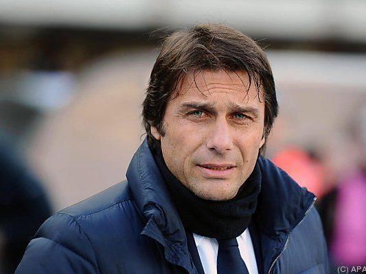 Ex-Juventus-Coach Antonio Conte