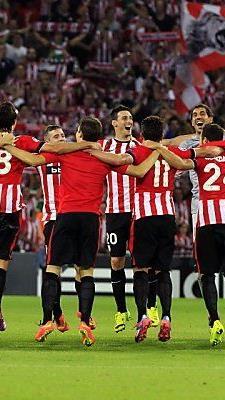Bilbao nach Sieg gegen Napoli in der Gruppenphase