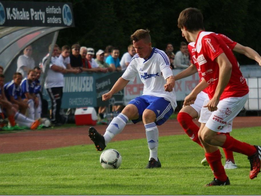 Röthis gewann das Vorderlandderby gegen Rankweil klar mit 5:1.