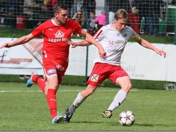 RW Rankweil unterlag im letzten Test in Feldkirch wegen einem Eigentor mit 0:1.