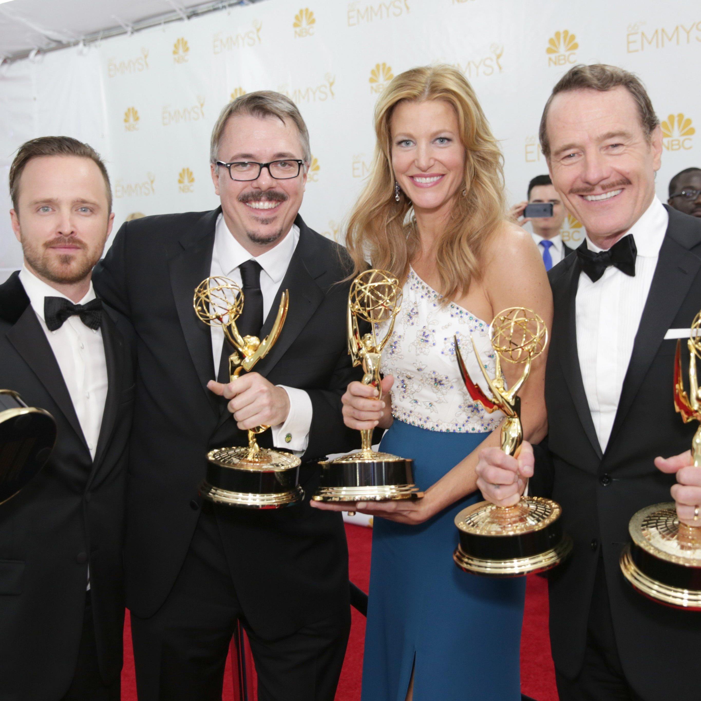 Breaking Bad räumte bei den Emmy-Awards 2014 alle wichtigen Preise ab.