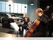 Altenberg Trio aus Wien gastierte im KUB