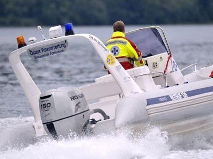Bootsunfall am Wörthersee - Zwei Verletzte