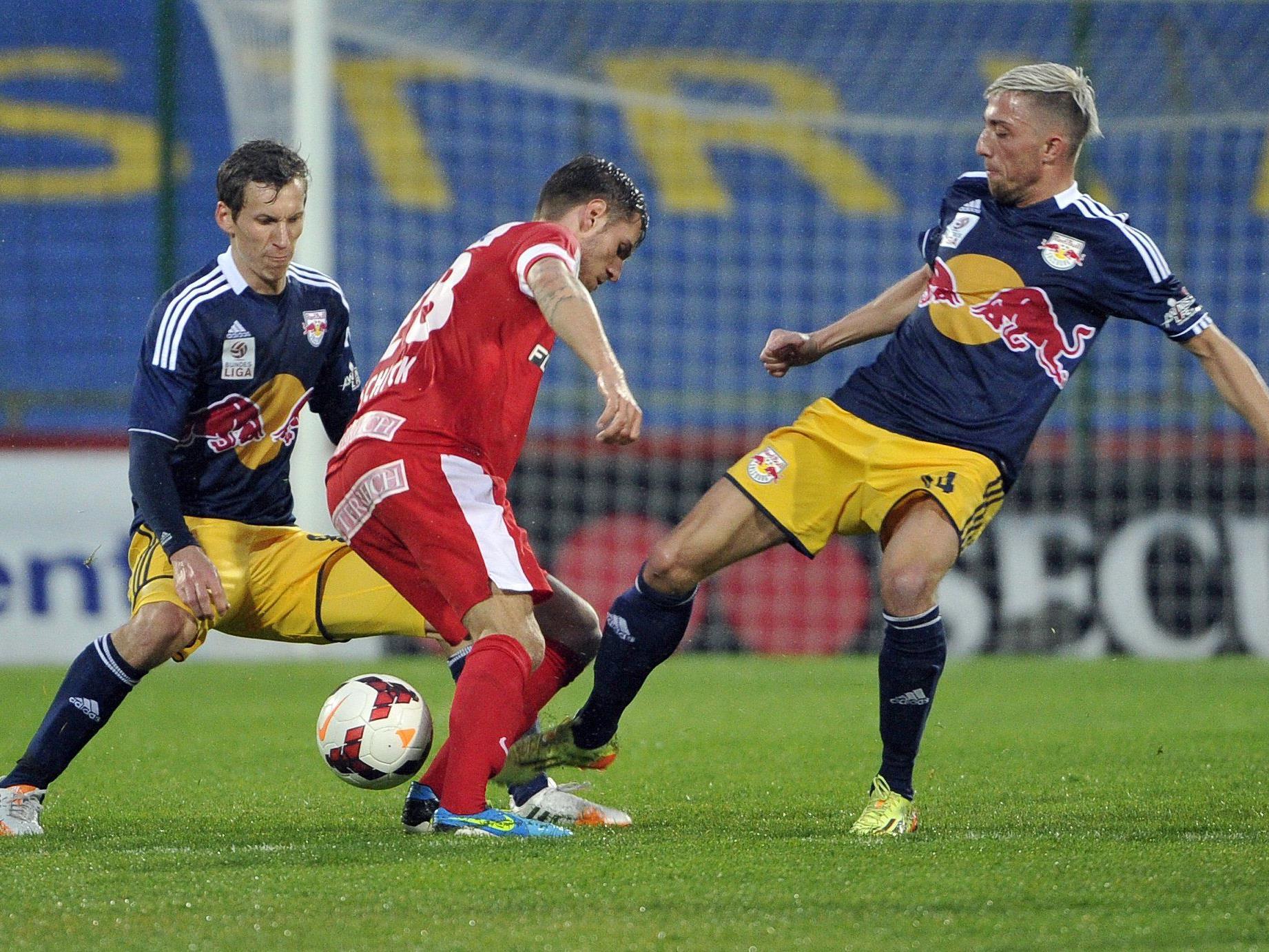 LIVE-Ticker zum Spiel FC ADmira Wacker Mödling gegen Red Bull Salzburg ab 19.00 Uhr.
