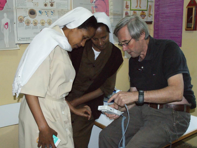 Seit sechs Jahren engagiert sich das Frastanzer Ärzte-Ehepaar Bruno und Marlene Renner für den Aufbau von Gesundheitsstationen in Äthiopien.