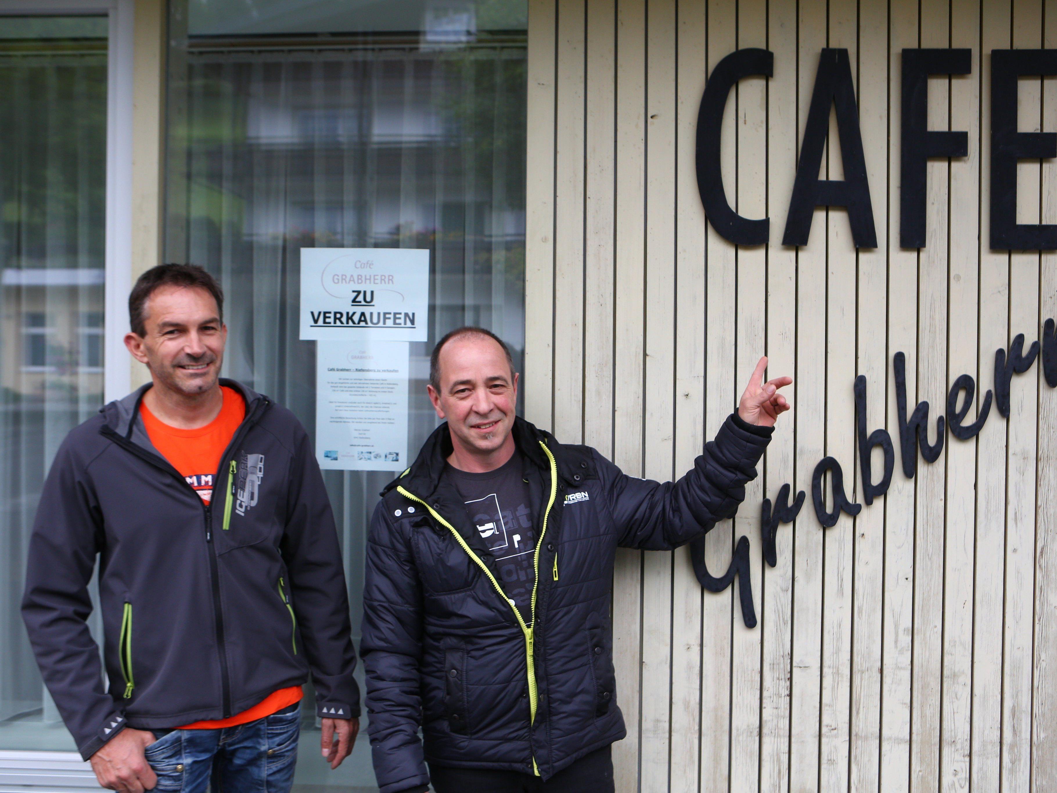 """Unter dem Motto """"Ein Dorf wird Wirt"""" wurde das Café Grabherr in Riefensberg von der Bevölkerung gemeinschaftlich angekauft."""