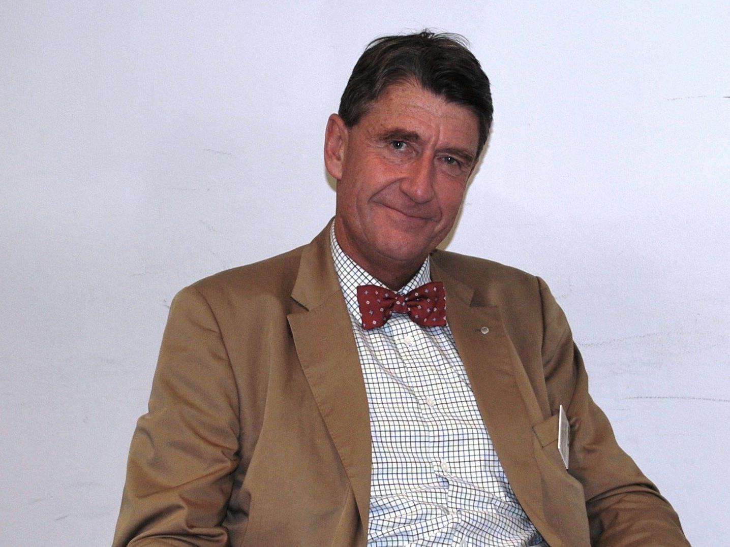 Christoph M. Achammer, Univ.-Prof., Dipl.-Ing., Architekt