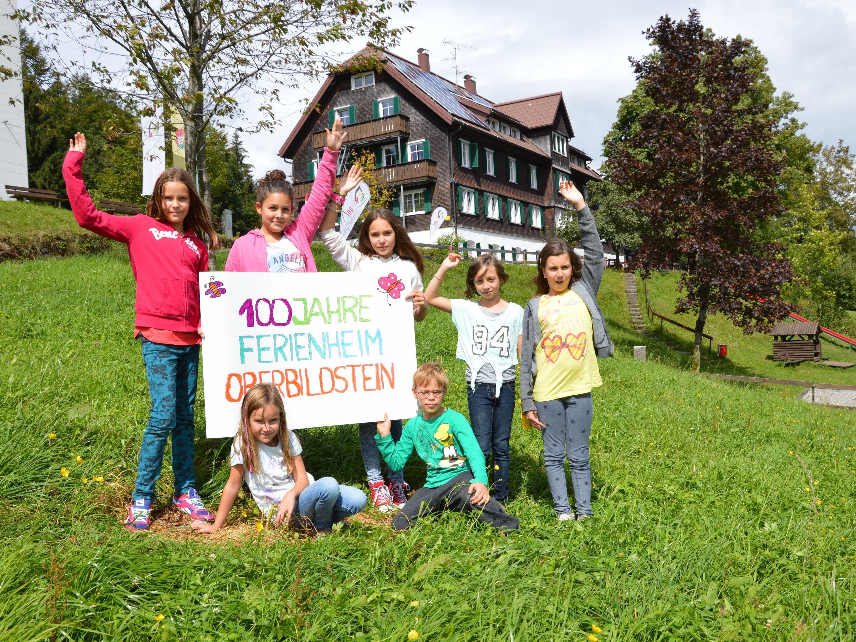 100 Jahre Ferienheim Oberbildstein