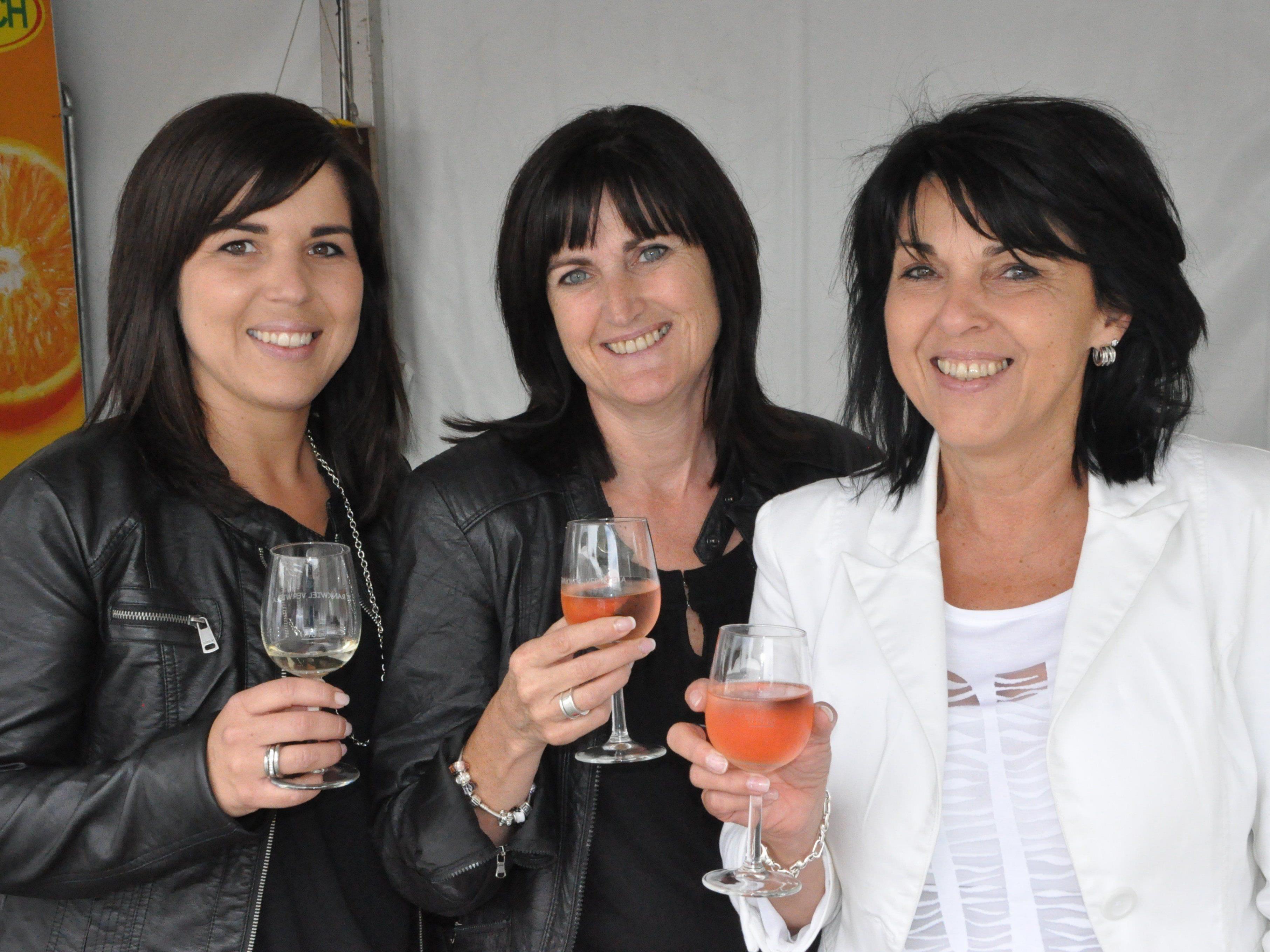Feiner Wein, kulinarische Schmankerl und gute Stimmung beim Rankweiler Weinfest.