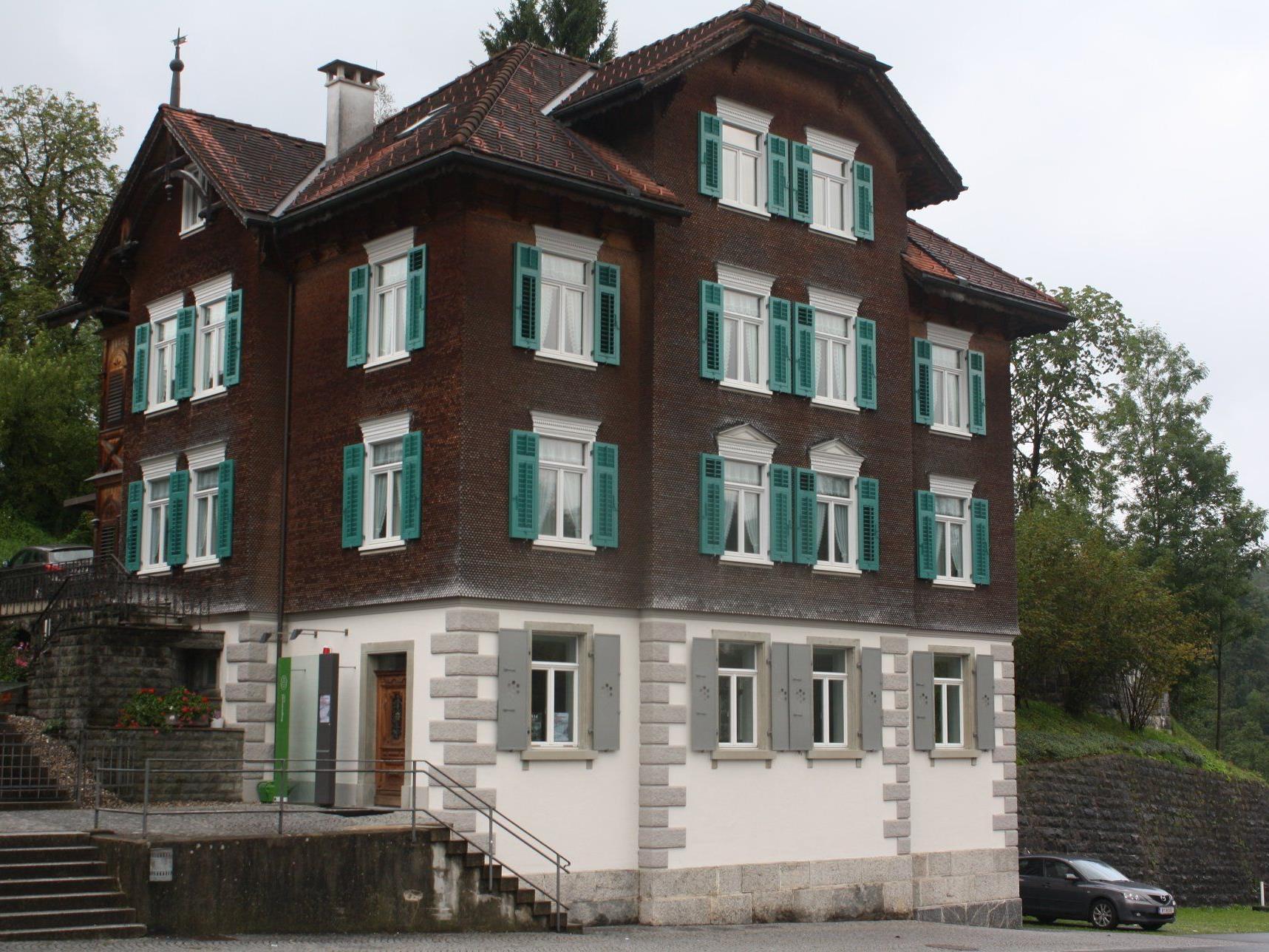 Im Feldkircher Haus lagern die Bestände des neuen Bregenzerwald Archivs.