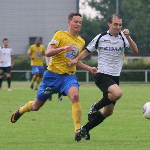Langenegg gewinnt den Schlager gegen Ligakonkurrent Gaißau mit 2:1 und steht in der zweiten Runde.