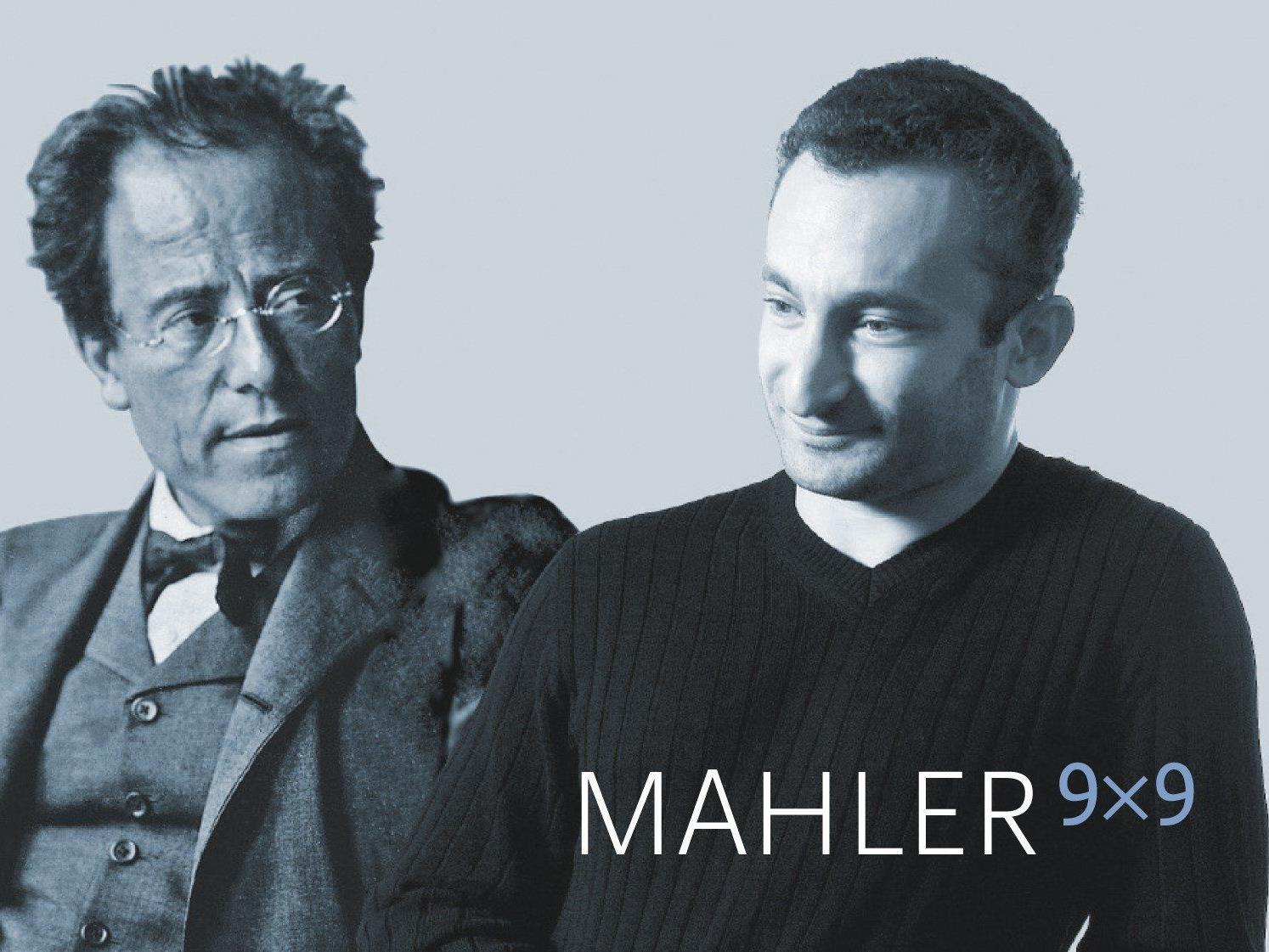 Kirill Petrenko dirigiert den Erfolgszyklus MAHLER 9x9 des Symphonieorchesters Vorarlberg.