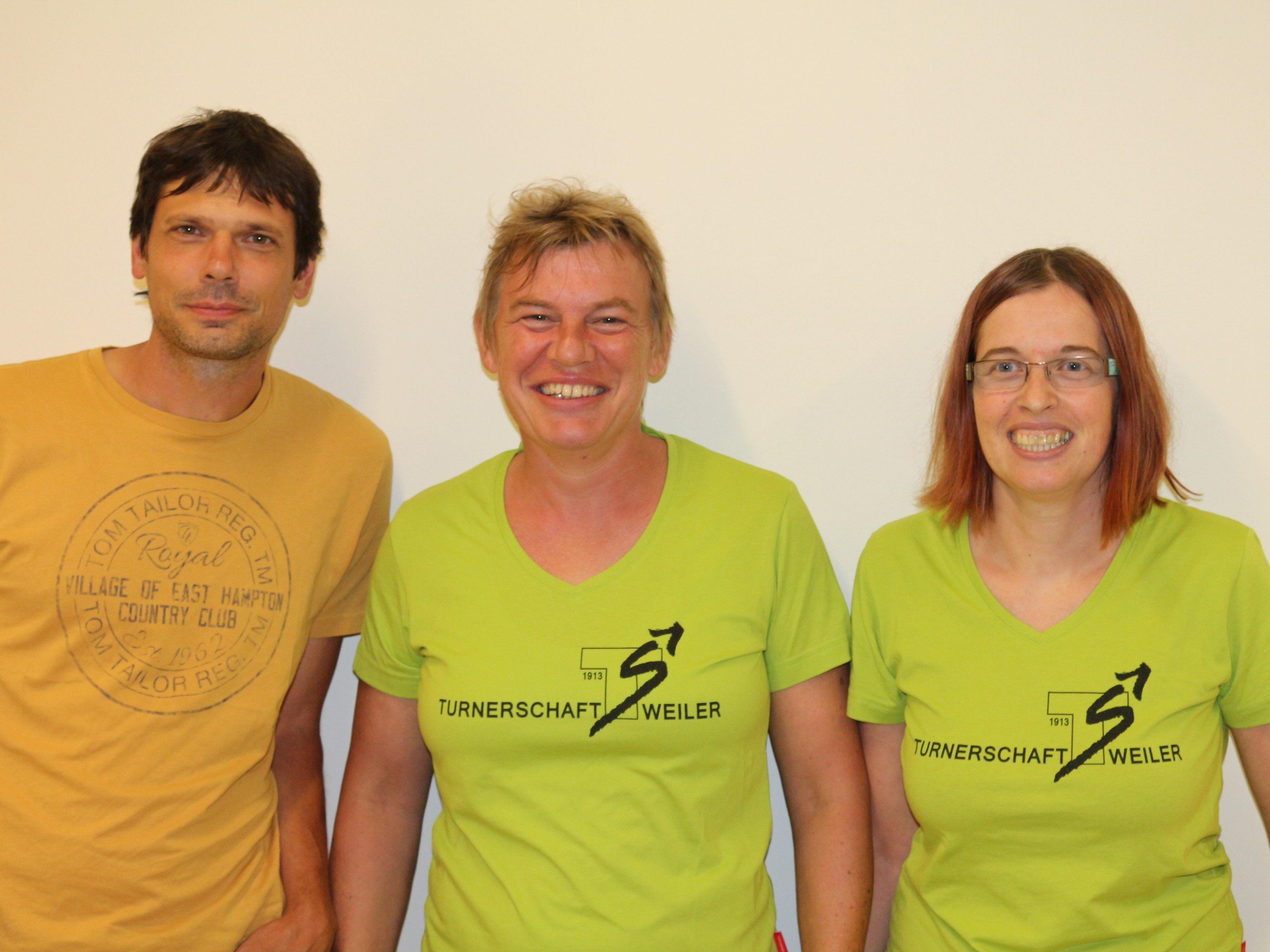 Werner Fritz, Monika Leitner, Ulrike Rusch