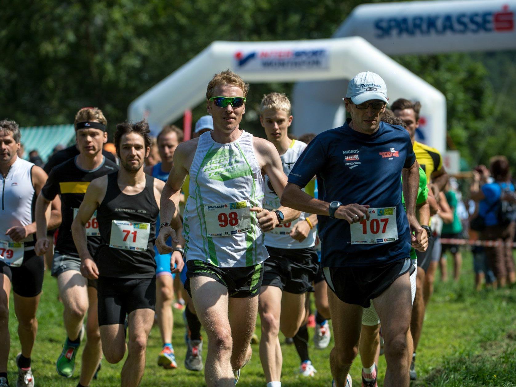 Die Veranstalter möchten heuer über 300 Läufer nach Lorüns locken