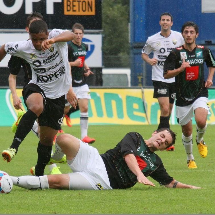 Ismail Tajouri schoss das 1:0, aber Altach Amateure unterlag im Fohlenduell mit 2:3