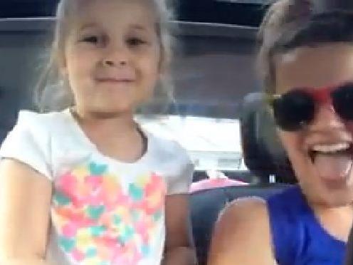 Aubrey Marceaux hat mit ihrem Video für einen Facebook-Hit gesorgt.