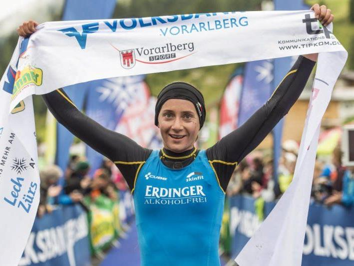 Knapp eintausend Teilnehmer sind beim Trans Vorarlberg Triathlon von Bregenz nach Lech dabei