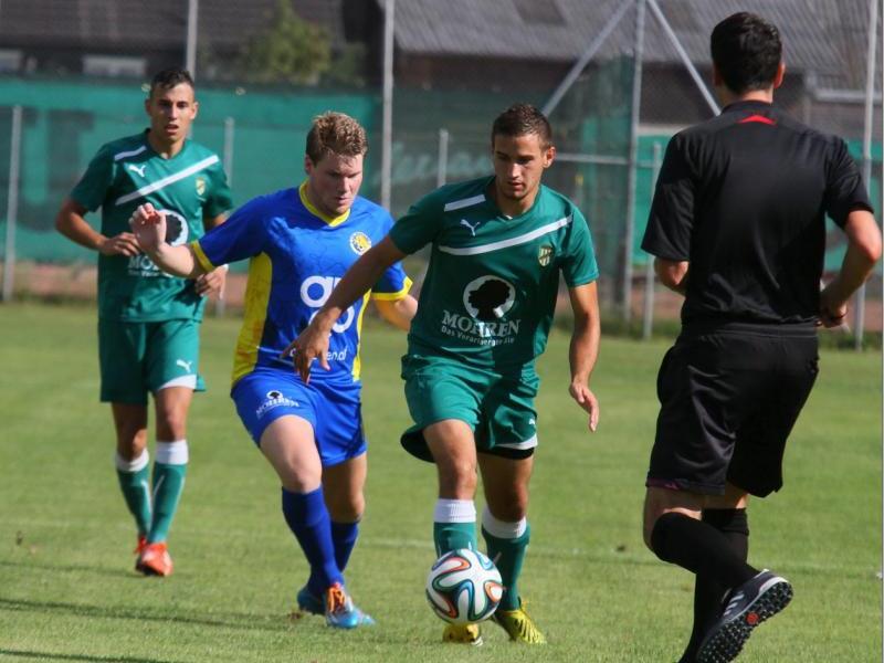 Cupfinalist Hohenems bekommt es mit Ligakonkurrent Röthis zu tun.