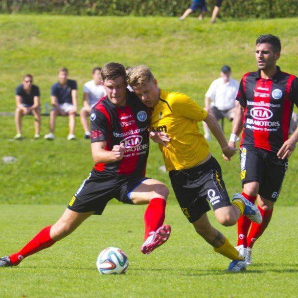 FC Hard trifft im zweiten Derby binnen 71 Stunden auf den FC Dornbirn.