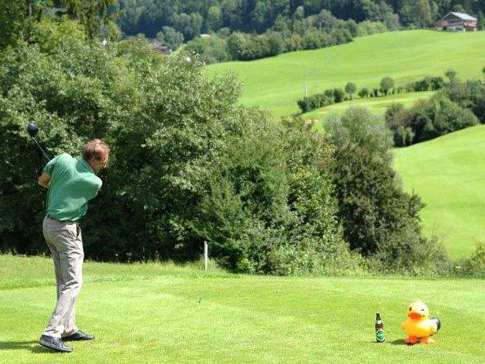 Golfturnier in Riefensberg kam Netz für Kinder zugute.