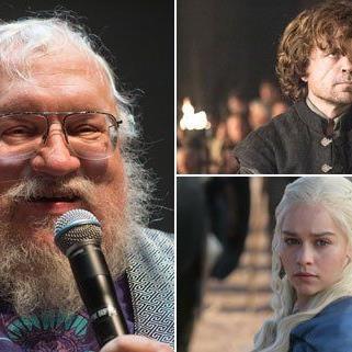 """""""Game of Thrones""""-Schriftsteller und Cast nehmen an der ALS Ice Bucket Challenge teil"""