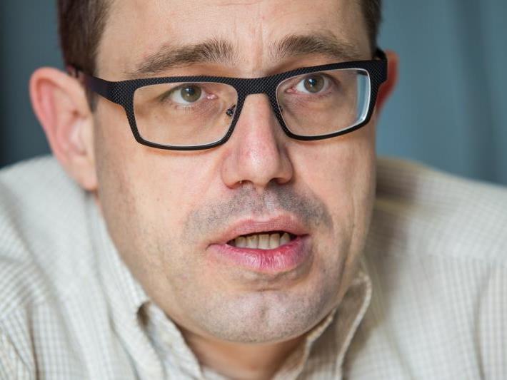 Hannes Hausbichler von der Männerpartei hat die Zusammenarbeit der initiiert.