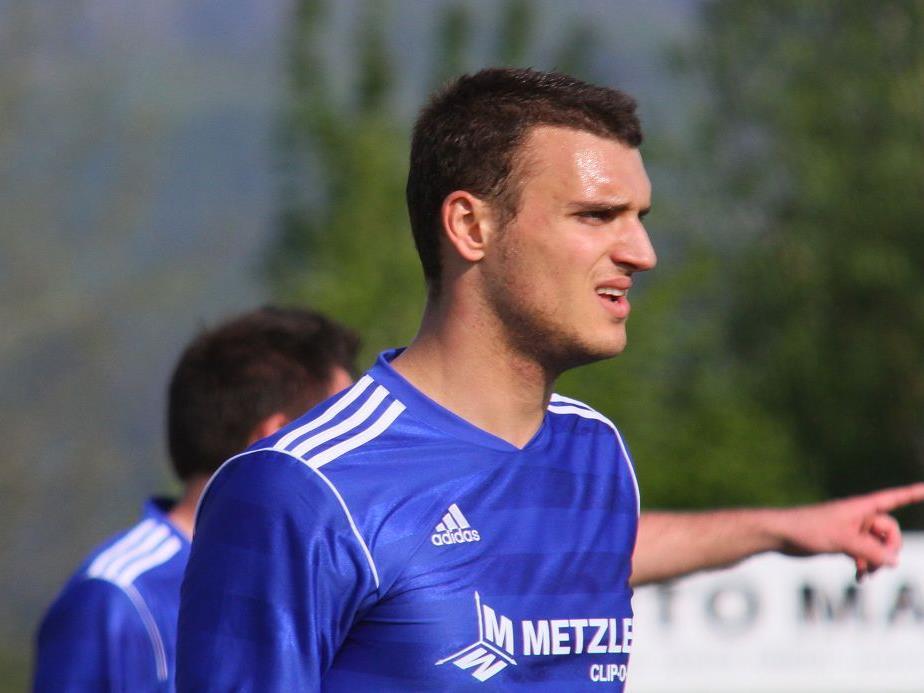 Brederis Goalie Dominic Hehle hielt einen Foulelfmeter und blieb ohne Gegentor.