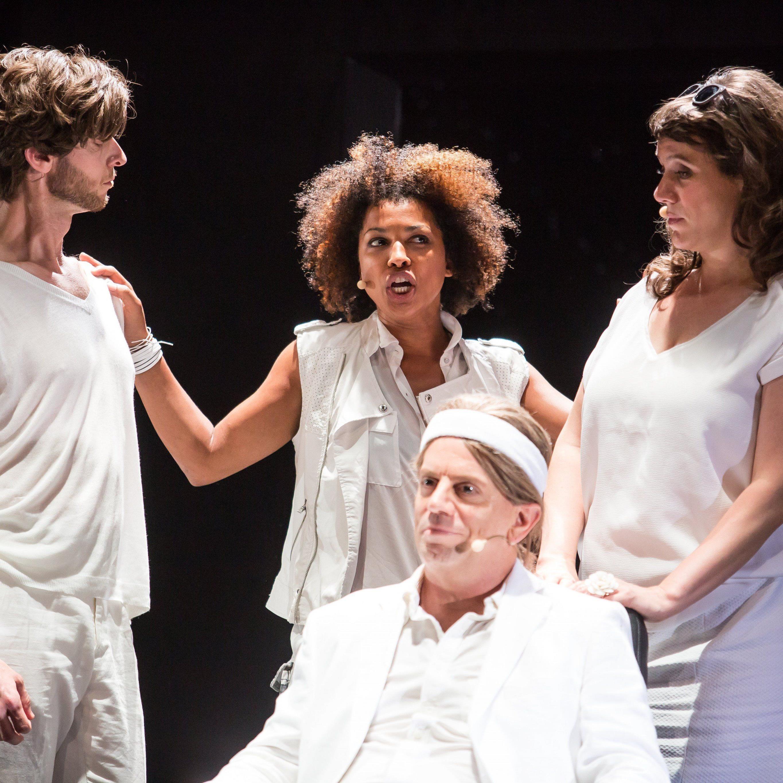 Bregenzer Festspiele: Uraufführung der Sitcom-Oper von Bernhard Gander