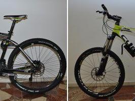 Die Polizei Bregenz sucht die Besitzer dieser Fahrräder.