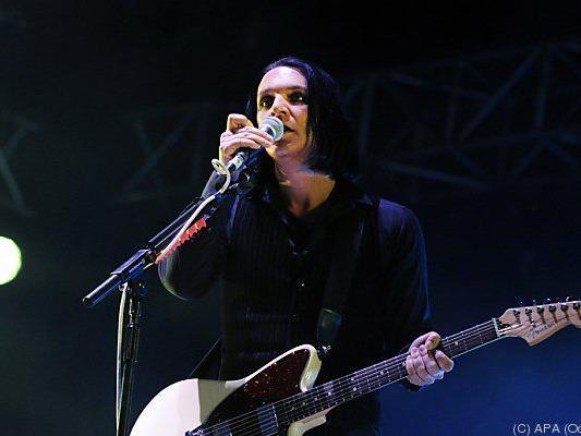 Placebo setzte den Schlusspunkte beim heurigen Frequency-Festival. 200.000 Besucher wurden gezählt.