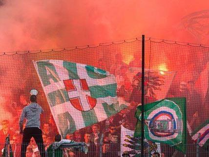 Am 9. August spielt Rapid gegen Sturm Graz.