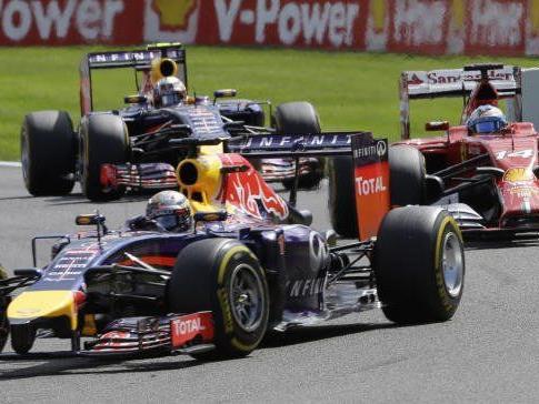 Dritter GP-Sieg für den australischen Red-Bull-Piloten