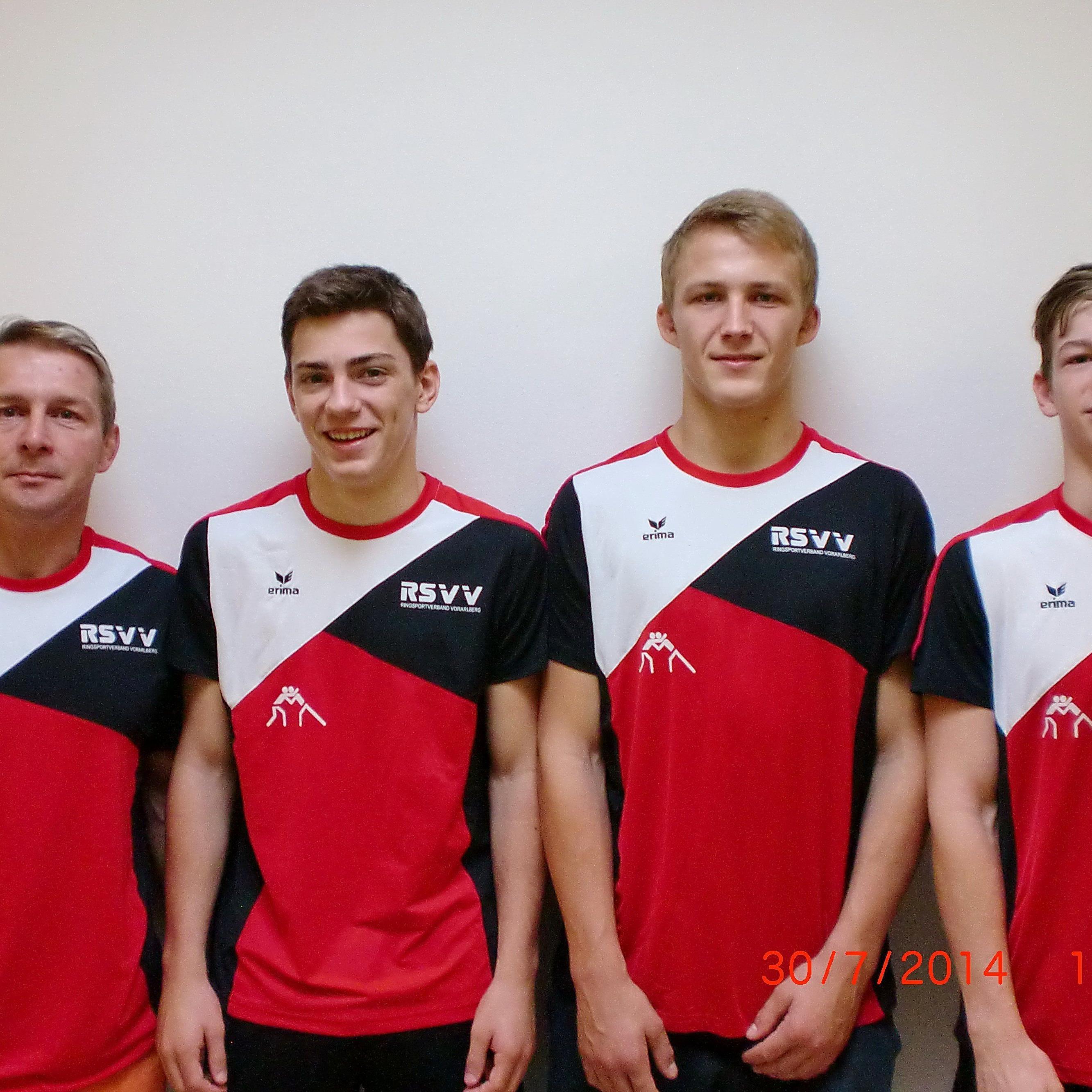 Drei Ländle Ringer sind für die WM in Zagreb qualifiziert.