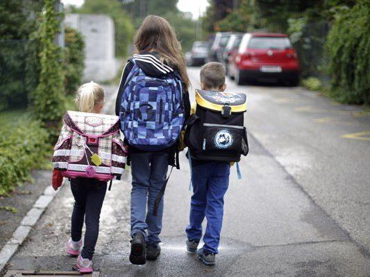 Gerade auf Schulwegen ist für Autofahrer besondere Vorsicht geboten