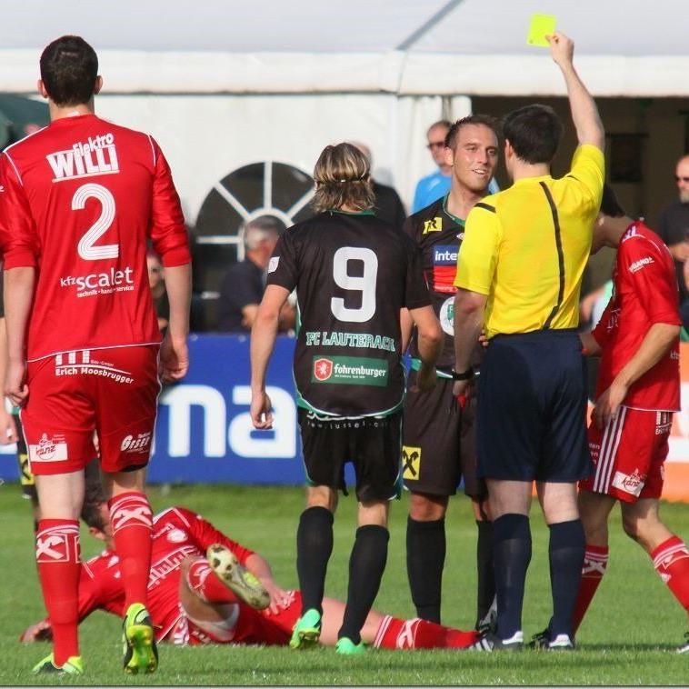 Lauterach-Kicker Sebi Beer will endlich verletzungsfrei bleiben und seine Qualitäten präsentieren.