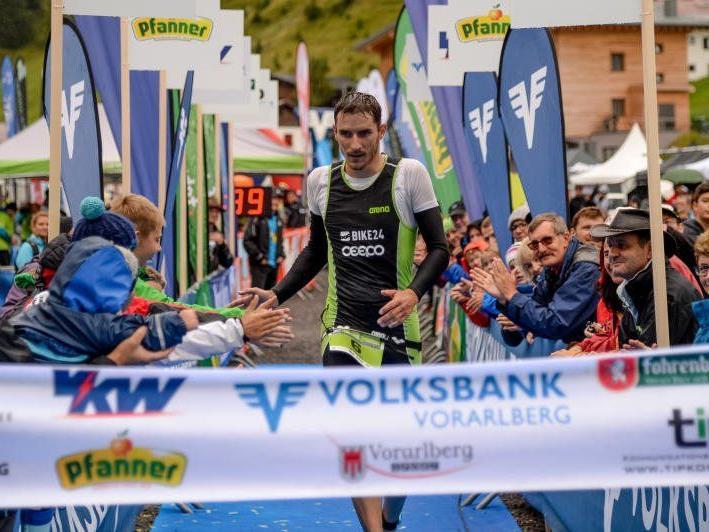 Vorjahressieger Christian Kramer wiederholte seinen letztjährigen Erfolg in eindrucksvoller Manier.